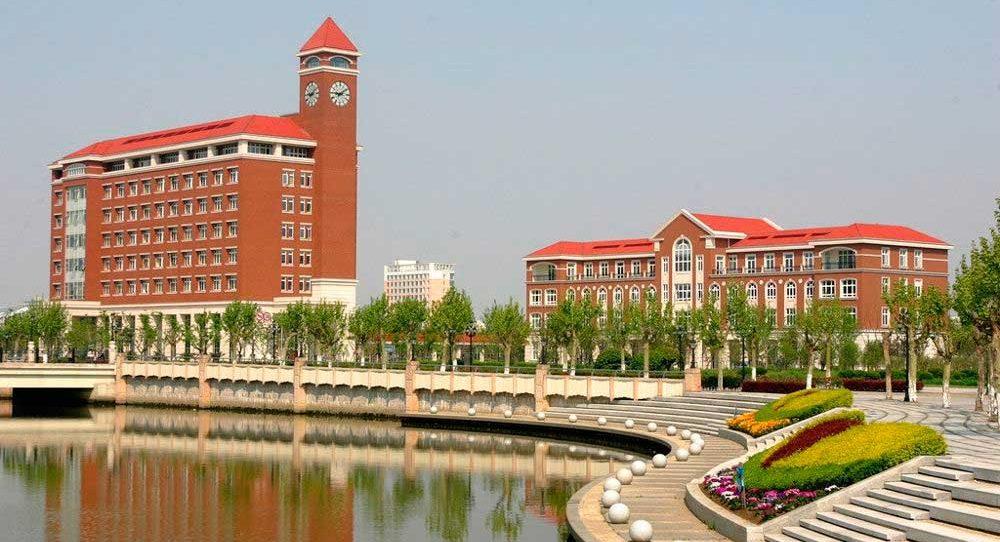 Шанхайский университет транспорта или Шанхайский университет Цзяо Тун