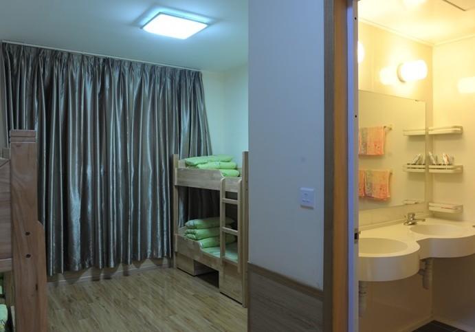 China University dormitories