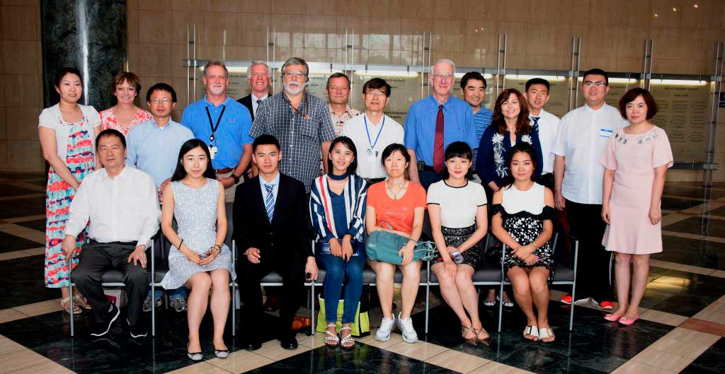 Harbin Medical University staff