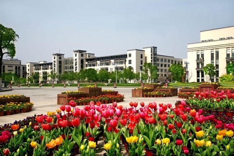 Jiangnan University campus