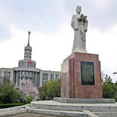 Heilongjiang University of Chinese Medicine graduates