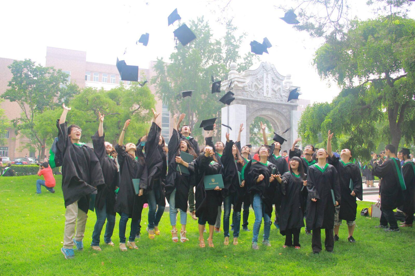 China University of Geosciences (Beijing) graduates