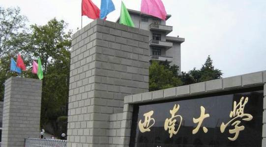 Southwest University China history