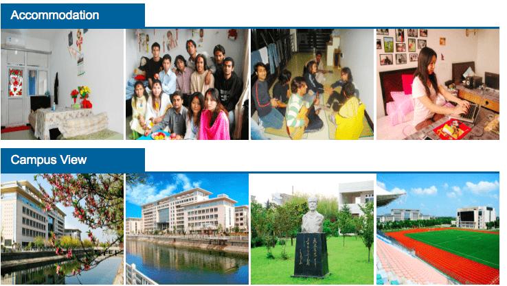 Xuzhou Medical Universit accommodation