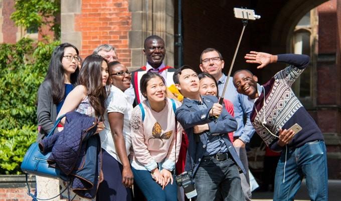 магистратура в Китае студенты