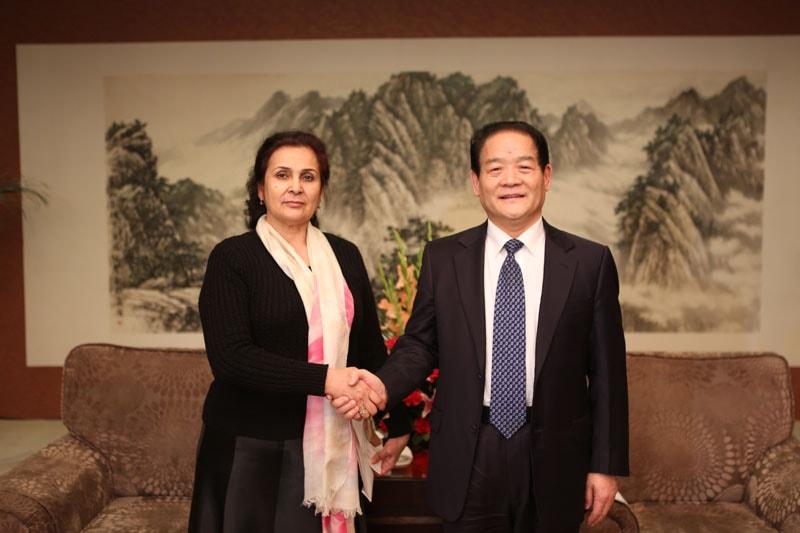 обучение в Китае для Туркменистана