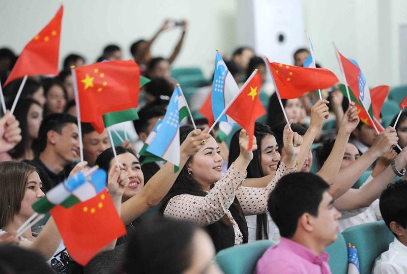 обучение в Китае для узбекистанцев