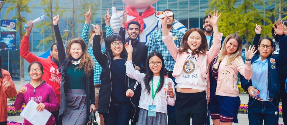 учеба в Китае для иностранцев