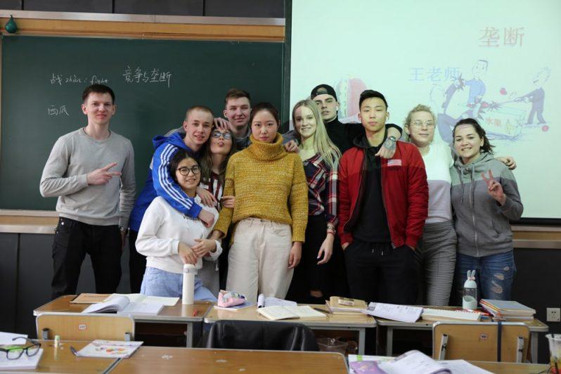 обучение в Китае для казахстанцев