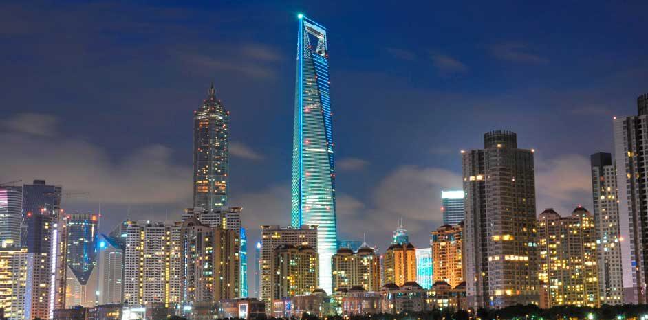 Места для посещения в Шанхае Шанхайская башня