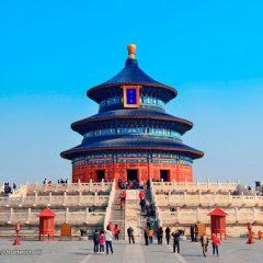 места для посещения в китае