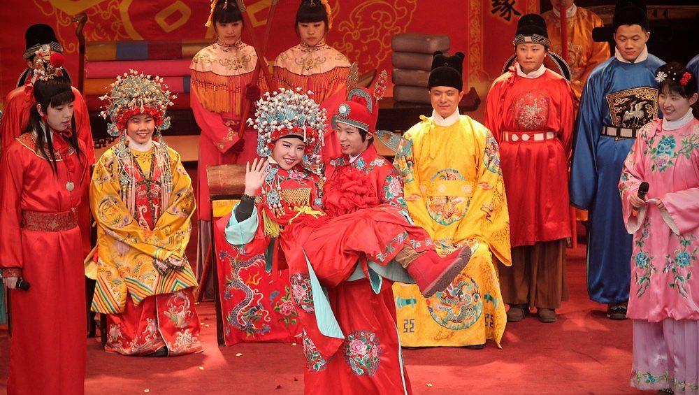 китайский образ жизни брак
