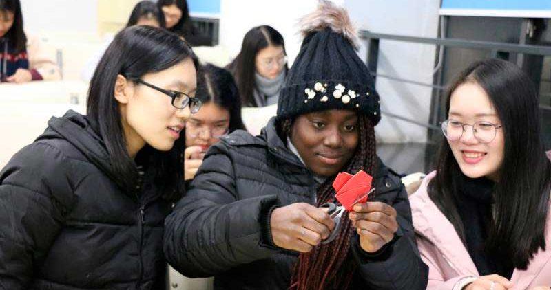 Провинциальный грант Китая иностранные студенты