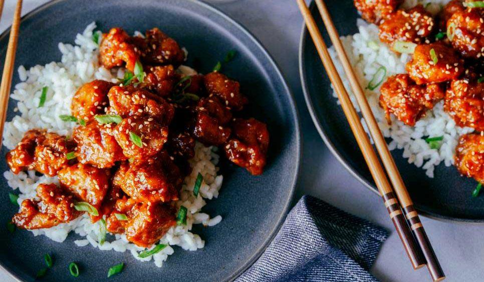 обучение в Китае еда