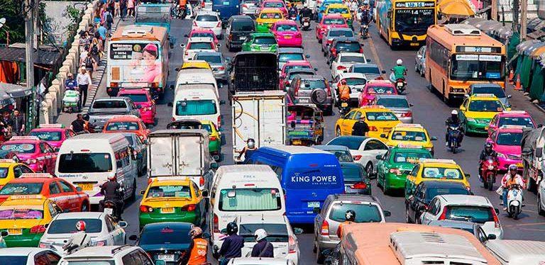 транспорт Китай