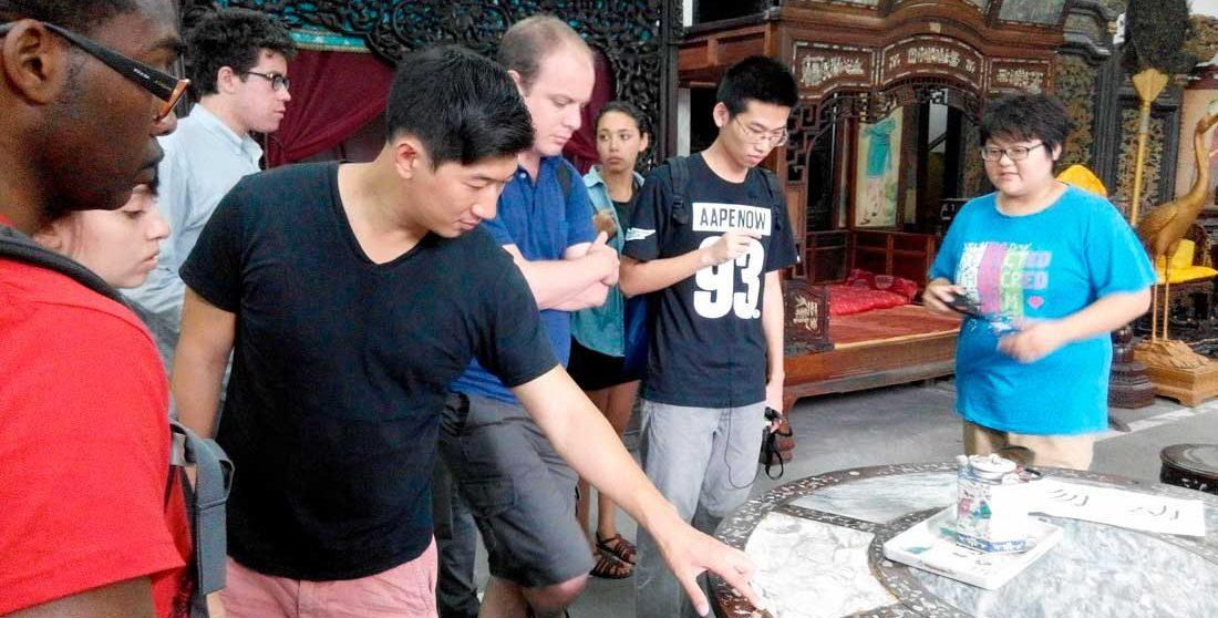 Estudiar en China para estudiantes Colombianos