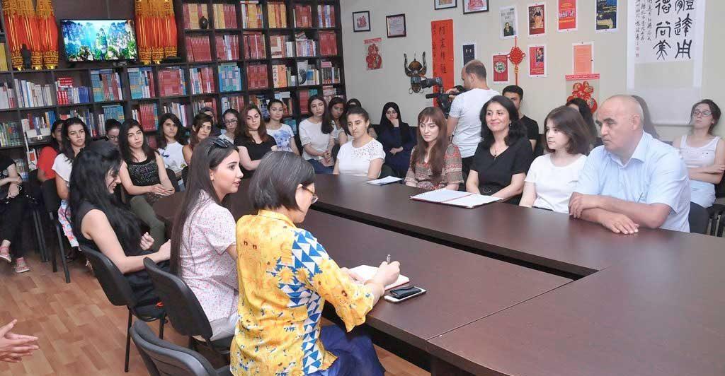 Обучение в Китае для азербайджанцев