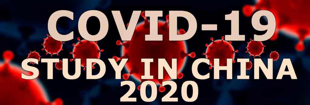 Study in China 2020 - COVID-19