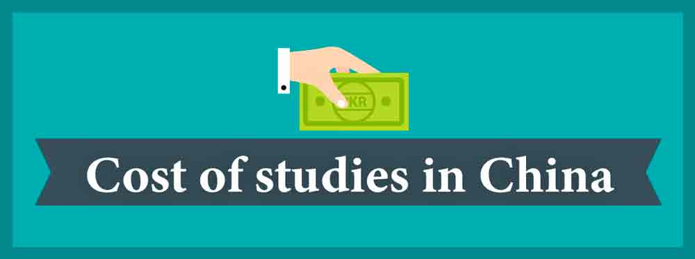 Study in China: How much does it cost?