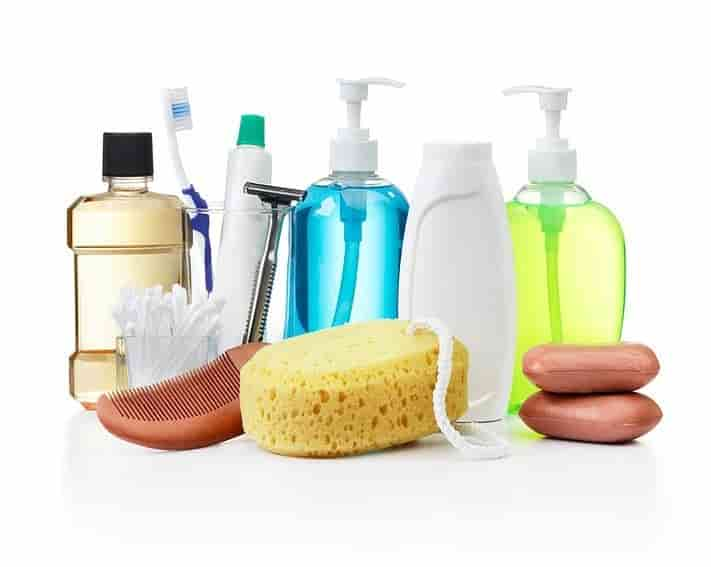 Medicines and personal hygiene
