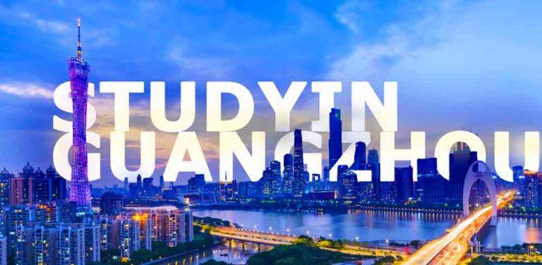 Study in Guanzhou