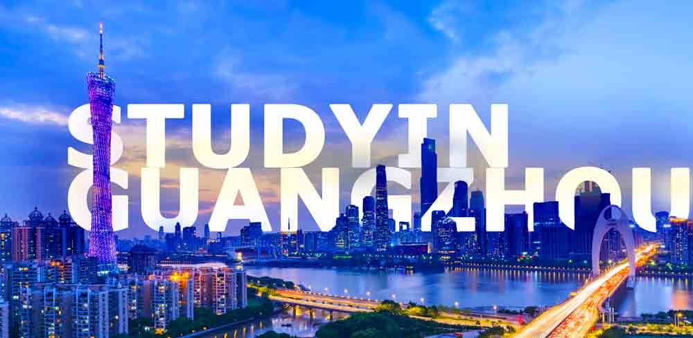 Study in Guangzhou
