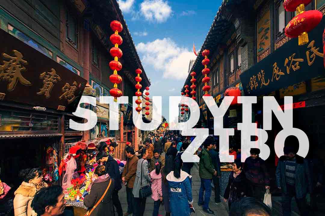 Study in Zibo